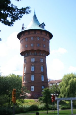Water reservoir tower Cuxhaven