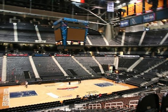 Philips Arena Atlanta Reviews Of Philips Arena