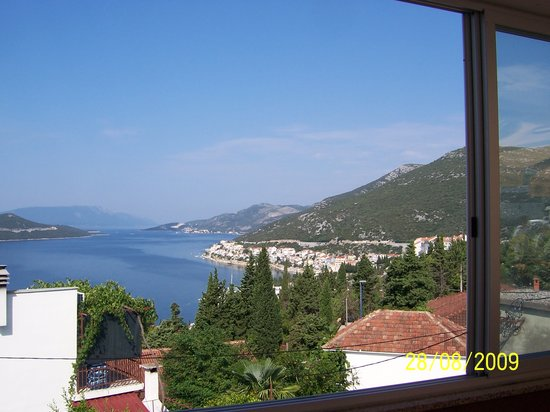 Split, Croatia: Bosnia Cafe Overlook