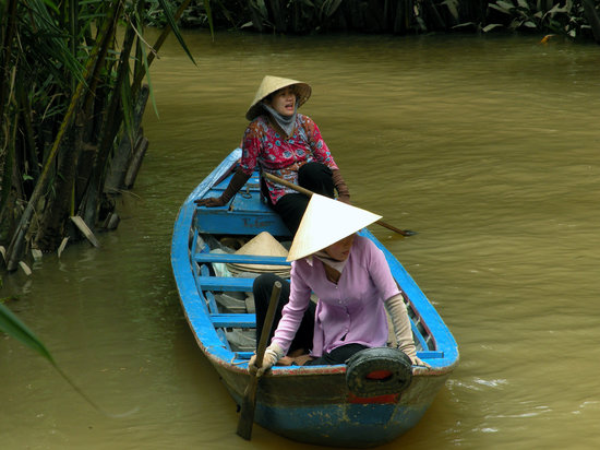 Ho Chi Minh-byen, Vietnam: Mekong Delta