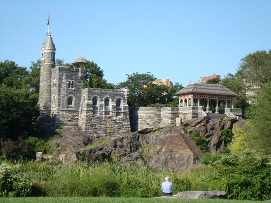 Belvedere castle for Attractions near new york city