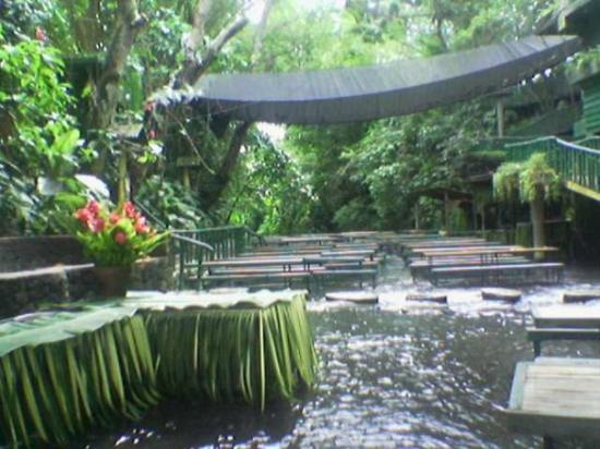 Villa Escudero Nipa Hut Picture Of San Pablo City