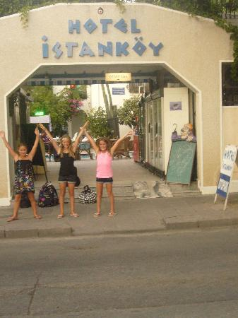 Istankoy Hotel: ENTRANCE TO HOTEL