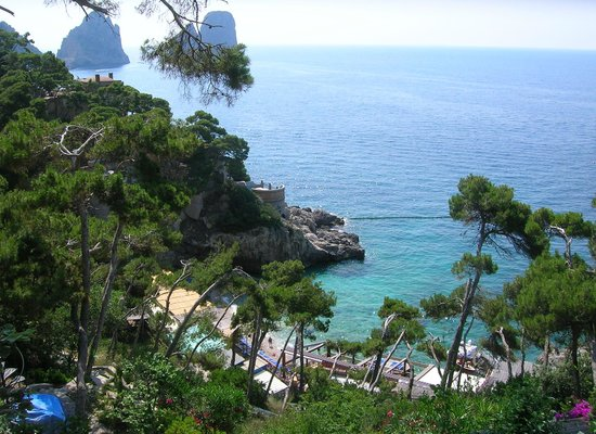 Capri attractions