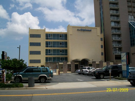 Photo of The Diplomat Inn Oceanfront Virginia Beach