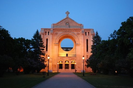 Winnipeg, Canada: St. Boniface Cathedral
