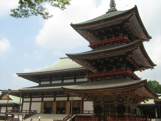 Narita tempel