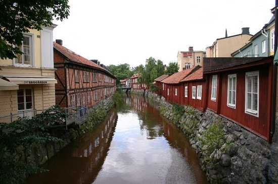 Vasteras attractions