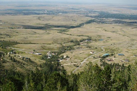 ‪‪Casper‬, ‪Wyoming‬: Casper Mountain‬