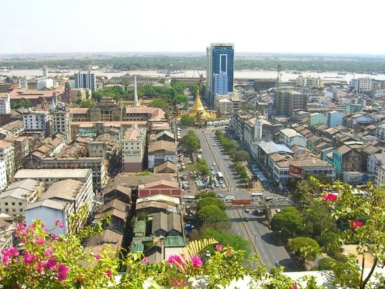 Yangon (Rangoon)