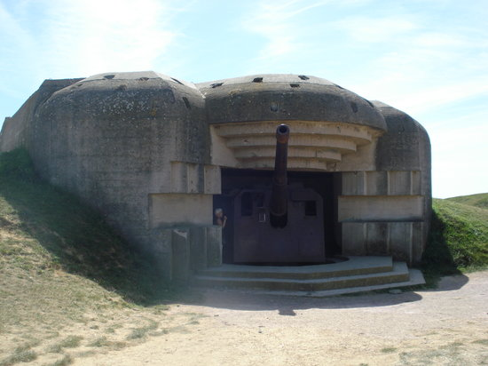 Normandy, Prancis: tank