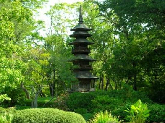 Ft worth japanese gardens for Fort worth botanical gardens hours
