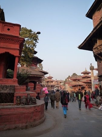 Katmand, Nepal: Durbar Square - Kathmandhu