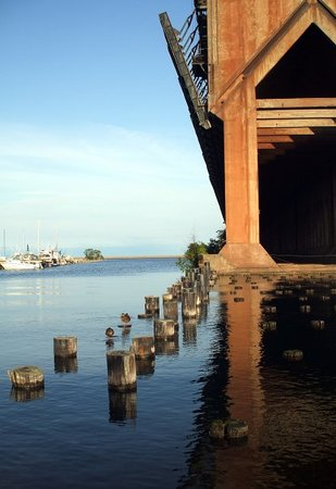 Marquette, MI : Lower Harbor 