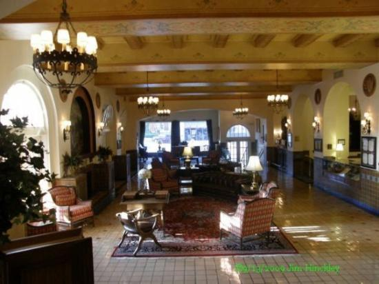 The Lobby Of The Hassayampa Inn Is A Time Capsule Dating