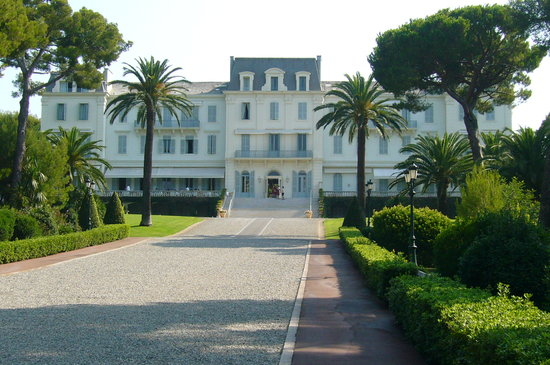 Hotel du Cap Eden-Roc