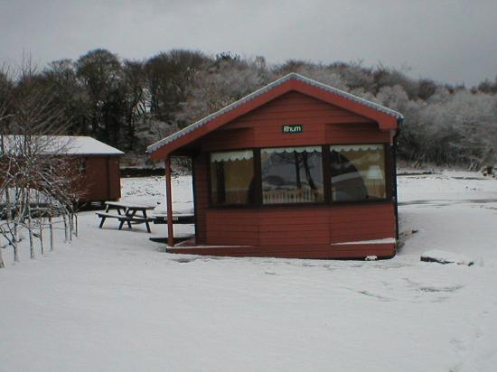 Tralee Bay Holiday Park: lodge xmas