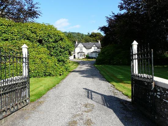 Blar Mhor B&amp;B: Blar Mhor entrance