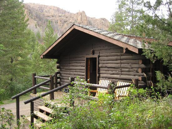 Our Cabin Can Not Beat The View Picture Of Absaroka