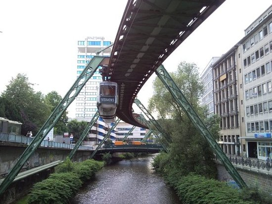 Wuppertal accommodation