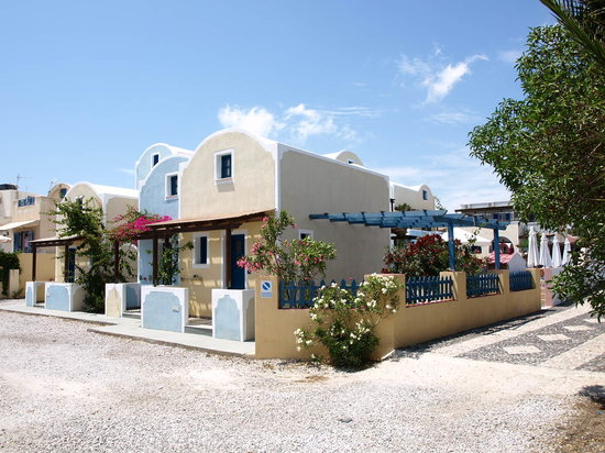 Photo of Hotel Eleftheria Santorini