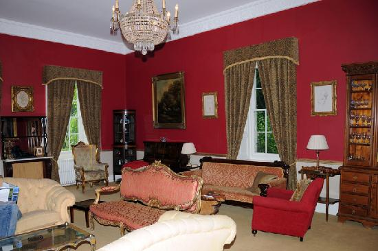 Lisdonagh Manor House: Drawing Room