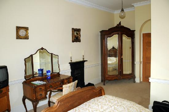 Caherlistrane, Irlandia: My bedroom 2