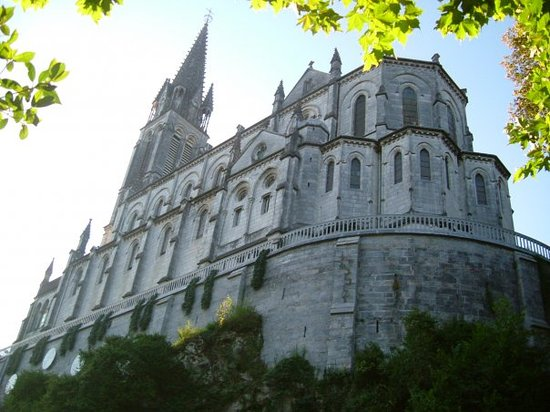 Lourdes accommodation