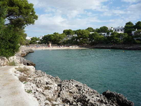 Cala d&#39;Or, Spanje: cala gran beach 3