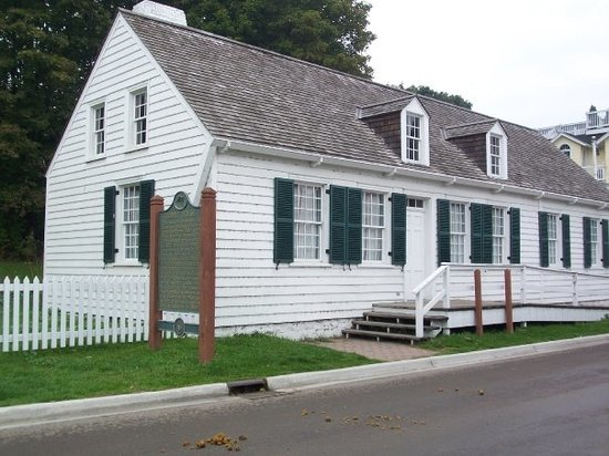 Biddle House<br /> Mackinac Island, Mackinac County<br /> October 8, 2007