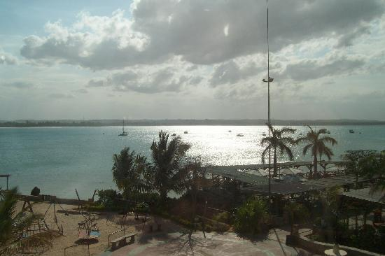 Hotel Slipway: View from our room