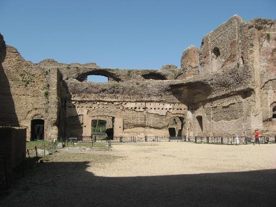of Caracalla (Terme di