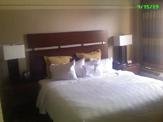 Crowne Plaza Hotel Kansas City Downtown: Bedroom with King size bed