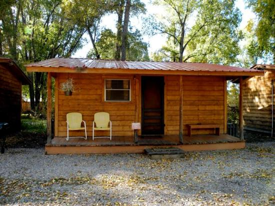 Chama, New Mexiko: Cabin #7 - cozy for our family of three