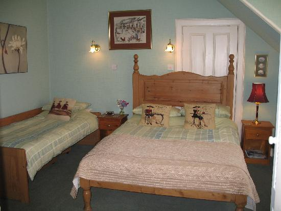 Ashbank Guest House: Bedroom