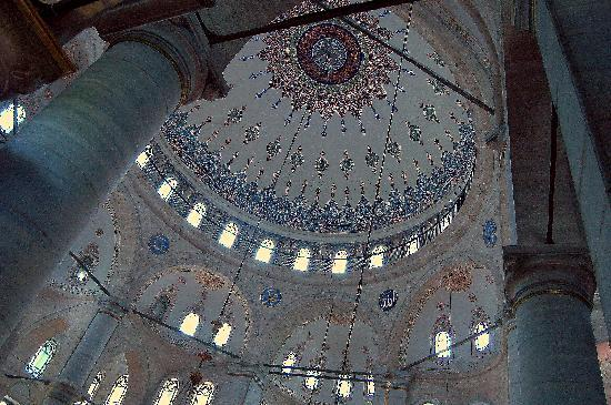 Eyüp interior - Picture of Eyup Sultan Mosque (Eyup Sultan ...