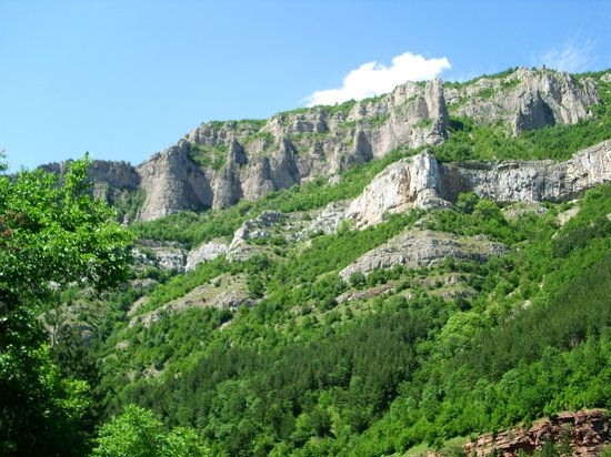Bulgaria: The Iskar Gorge, near village Lakatnik