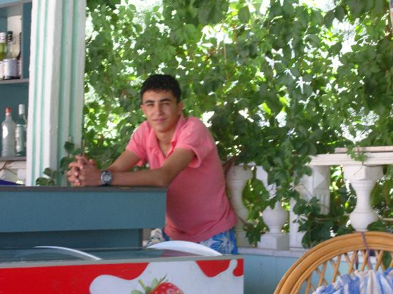 Armutalan, Turkey: young romeo