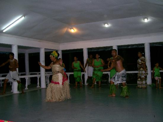 Savai'i, ซามัว: You MUST be around for a Fia Fia night