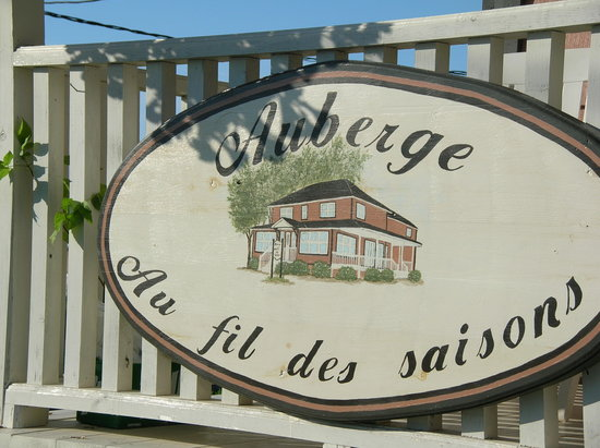 Auberge au Fil des Saisons