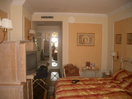 Hotel Palazzo Alabardieri : double room 