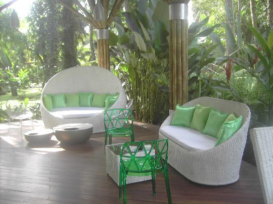 Cocles, Costa Rica: le lobby