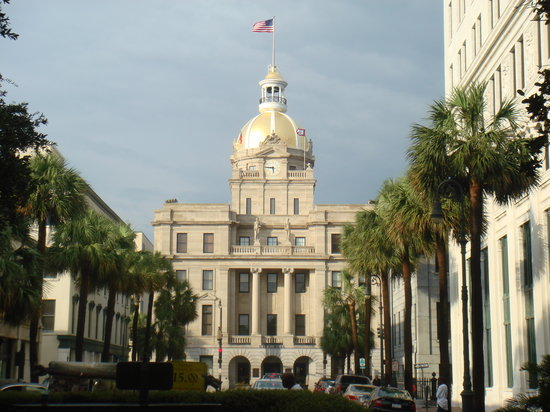 Savannah, Georgien: City Hall