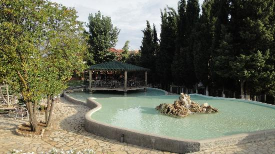 Acharavi, Greece: Pool