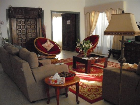Nomad Guest House: Lounge