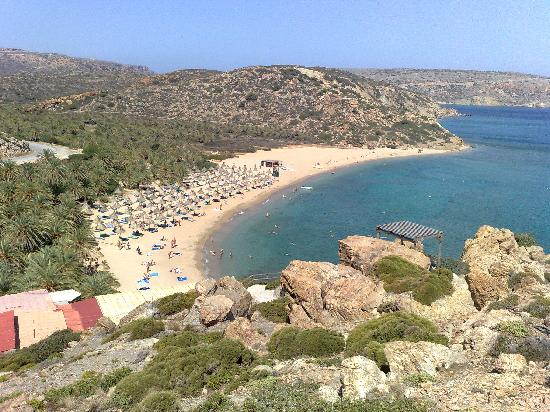 Koutsounari Greece  city photos gallery : Koutsounari, Greece: Palmenstrand von VAI Nordost Kreta