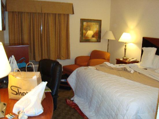 Sleep Inn &amp; Suites of Panama CIty Beach: in the room