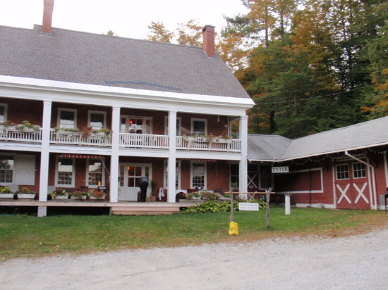 Bailey's Mills Bed & Breakfast, exterior