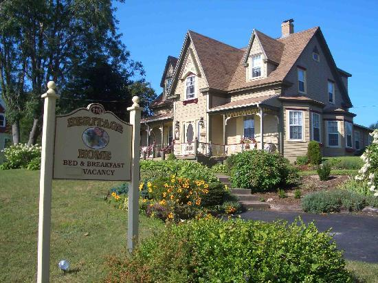 Heritage Home Bed and Breakfast: Heritage Home
