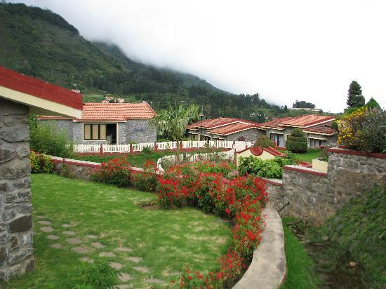 The Rooms Picture Of Hill Country Resorts Kodaikanal